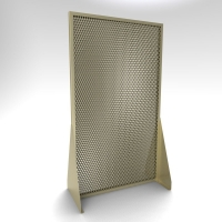 Free Standing Art Screen<br />45-FSArtScreen