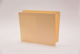 End Tab Left hand 1/2 pocket folder, 50<br />10-26752MA