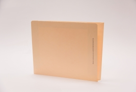 End Tab Right Hand Pocket Folder with Fastener in Position 3, 50<br />12-F453MA