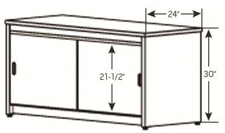 Base Cabinet Tables