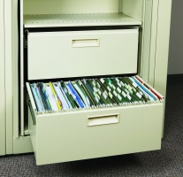 Rotary Cabinets - Assembled With Drawers