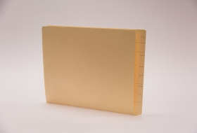 End Tab Right Hand Pocket Folder with printed scores, 50<br />10-25734